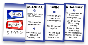 One-Way Situation cards