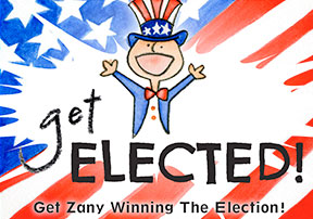 Buy Get Elected Card Game